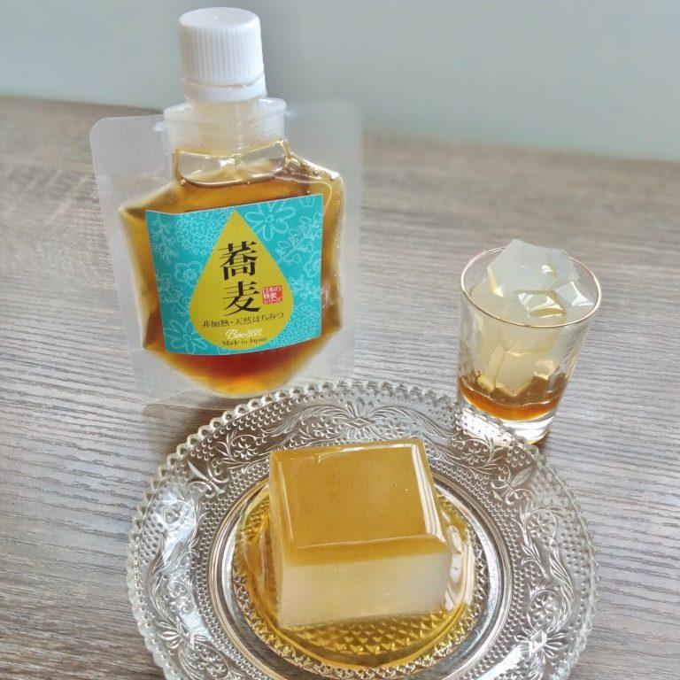 honey-soba